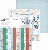 Piatek Paperpad North Pole 12 x 12 inch