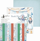 Piatek Paperpad North Pole 6 x 6 inch