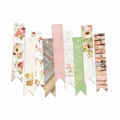 P13| Decorative Tags Till We Meet Again| 9 stuks | Banner |
