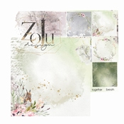 ZoJu Paperpad Forest Dream 6 x 6 inch