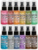 Distress Oxide Spray SET nummer 3