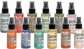 Distress Oxide Spray SET nummer 4