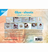 Glue Sheets Quick and Clean | JoyCrafts | A5