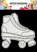 Dutch Doobadoo Card Art A4 Rollerskate