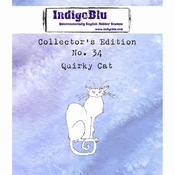 IndigoBlu Collectors Edition no 34 Quirky Cat