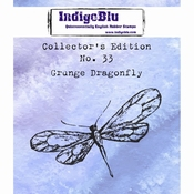 IndigoBlu Collectors Edition no 33 Grunge Dragonfly