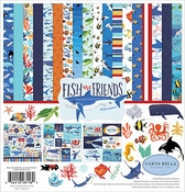 Carta Bella Collection Kit Fish are Friends