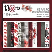 13@rts | Unforgettable Paper Pad 6