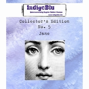 IndigoBlu stempel Collector's Edition 5 Jane
