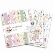 P13 | Paperpad The Four Season Spring 12 x 12 inch
