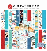 Carta Bella paperpad Family Night