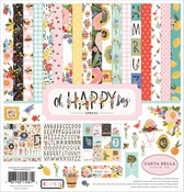 Carta Bella Collection Kit Oh Happy Day