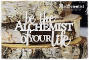 SnipArt | Text Be the alchemist of your life