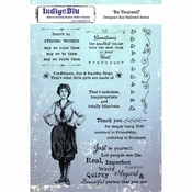 IndigoBlu Laugh Be Yourself By Kay Halliwell-Sutton
