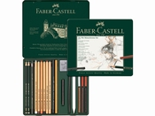 Pitt Monochrome set Faber-Castell 21-delig medium