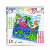 Pixelhobby set | Waterdieren