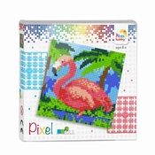 Pixelhobby set | Flamingo