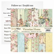 Scrapboys | Victorian Home Paperpad 6