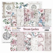 Scrapboys | Dream Garden Papierset 12