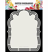 Dutch Doobadoo Shape Art Susanna