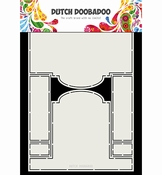 Dutch Doobadoo Card Art Stepper Label