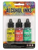 Ranger Alcohol Ink Kit Key West