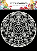 Dutch Doobadoo Mask Art Mandala ( Triangle )