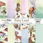 Scrapboys | Fairy Land Paperpad 6