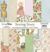 Scrapboys | Sewing Love Papierset 12
