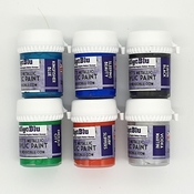 IndigoBlu Metallic paint | set van 6