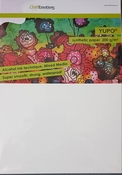 Craft Emotions YUPO papier - wit A4 - 50 vel