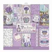 Stamperia | Provence Scrapbooking  12
