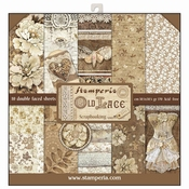 Stamperia | Old Lace Scrapbooking  12