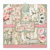 Stamperia | House of Roses Scrapbooking  12