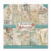 Stamperia | Imagine Scrapbooking  12