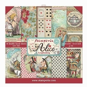 Stamperia | Alice Scrapbooking  12