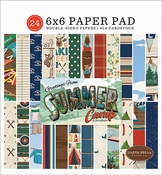 Carta Bella paperpad Summer Camp