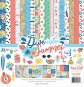 Echo Park Collection Kit Dive into Summer  12 x 12