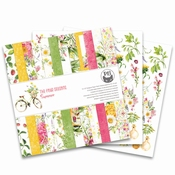 P13 | Paperpad The Four Seasons Summer 12 x 12 inch