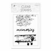Piatek  | Clear Stempel When we first met
