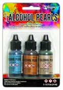 Ranger Alcohol Pearls Ink Kit #4