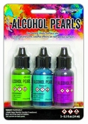Ranger Alcohol Pearls Ink Kit #2