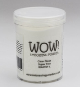 WOW Embossingpoeder Clear Gloss |160ml