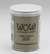 WOW Embossingpoeder | Metallic Gold  |160ml