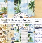 Scrapboys | Summer Breeze Papierset 12