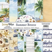 Scrapboys | Summer Breeze Paperpad 6