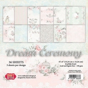 Craft & You | Paperpad 6 x 6 inch - Dream Ceremony