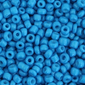 BLAUW Palace Rocaille 8/0   3mm   800 st   ± 25 gram