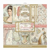 Stamperia | Princess Scrapbooking  12