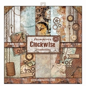 Stamperia | Clockwise Scrapbooking  12